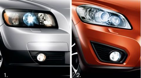 C30 Fog Lights